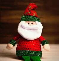 Picture of Santa Doll